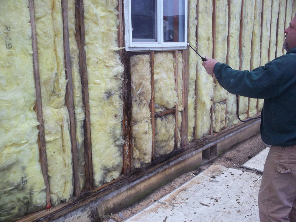 affordable local rot repair & replacement siding contractors Clark County WA