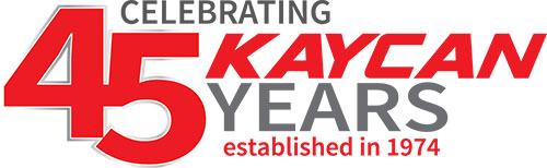 45_years_Kaycan_Logo