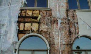 EIFS Dryvit stucco structural rot repair Ridgefield Clark County