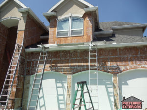 Certified EIFS Dryvit repalcement siding contractors Clark County with logo