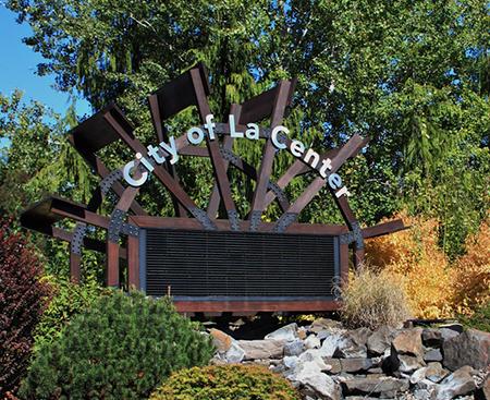 City of La Center Washington