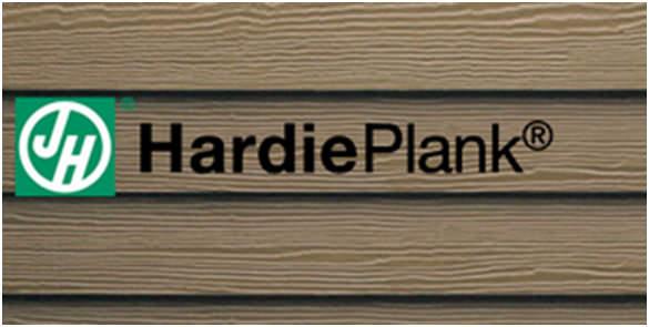 HardiePlank Lap
