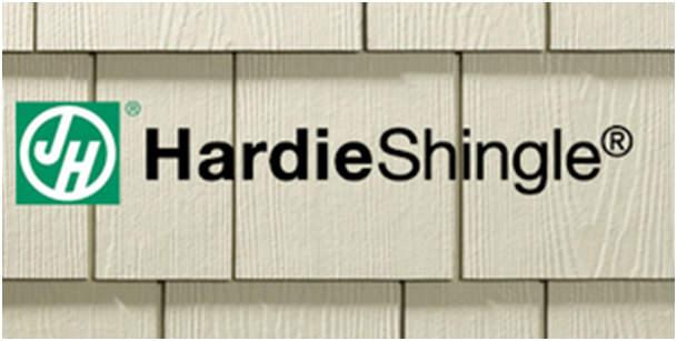 HardiePlank Shingle