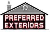 Preferred Exteriors, Vancouver WA Logo
