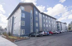 Best Hardie Plank multi family apartment condo siding contractors Clark County