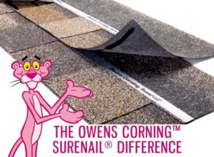 Local Owens Corning Roofing contractors Clark County