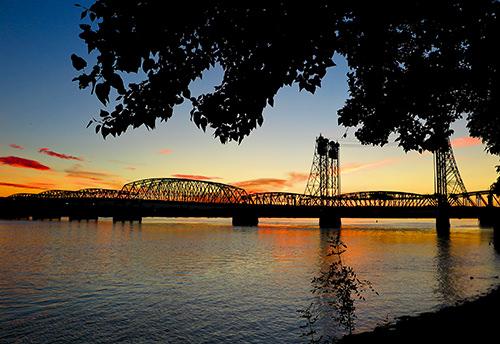 Vancouver WA Bridge