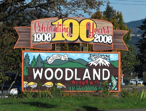 Woodland Washington