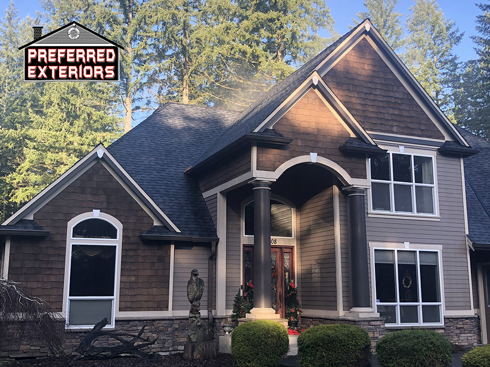 BEST rated siding contractors Vancouver WA Clark County