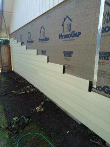 Elite Preferred Hardie Plank siding contractors installation Clark County