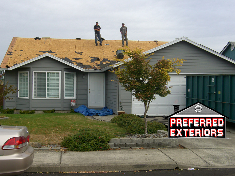 best local affordable roofing contractors Clark County Vancouver WA