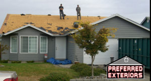 Local roofing contractor - Preferred Exteriors